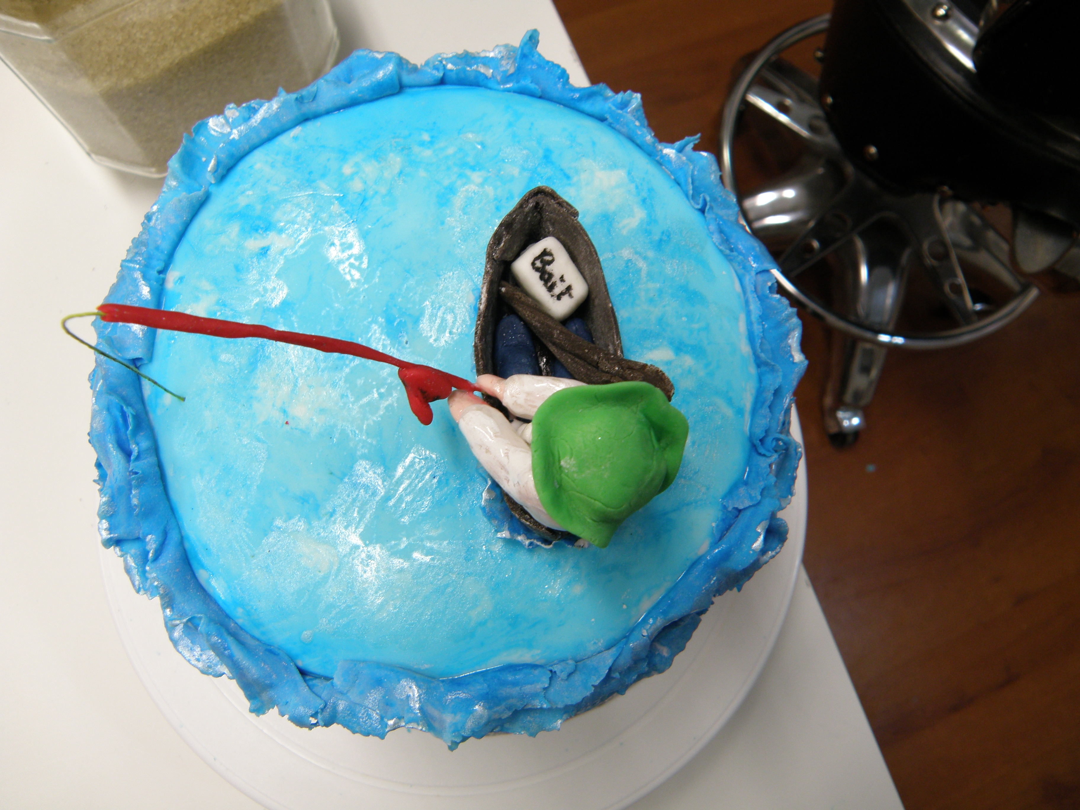 Cake For 8 Year Old Boy Cakecentral Com