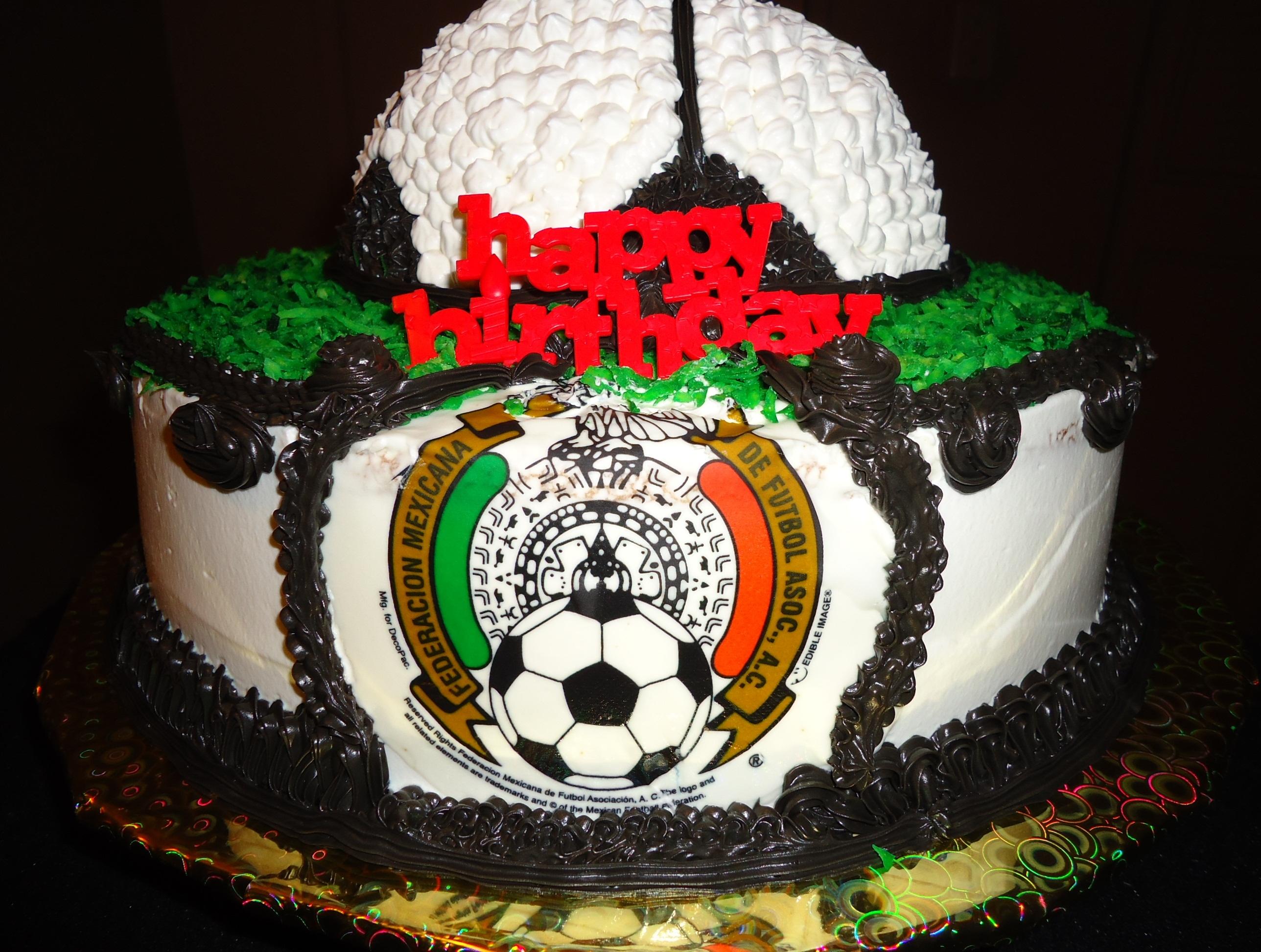 Mexican Cajeta Chocolate Cake