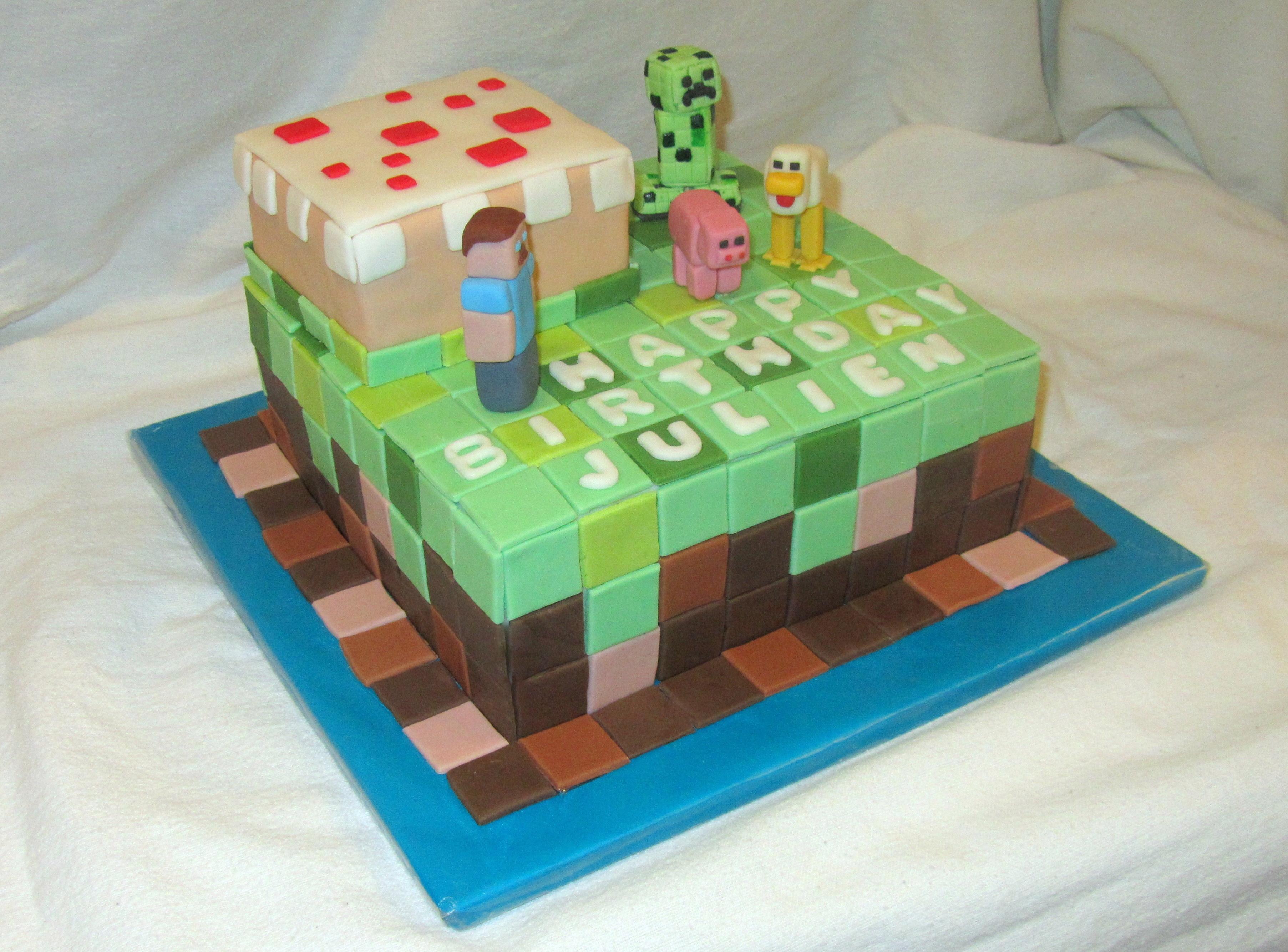 Minecraft Cakecentral Com