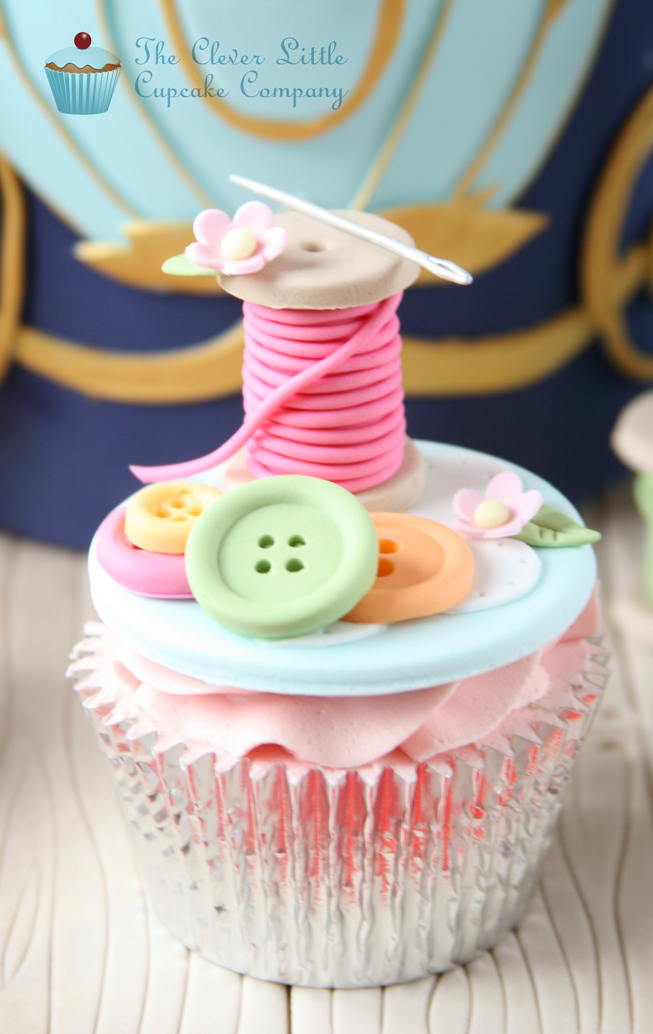 Cinderella Cake And Cupcakes Cakecentral Com