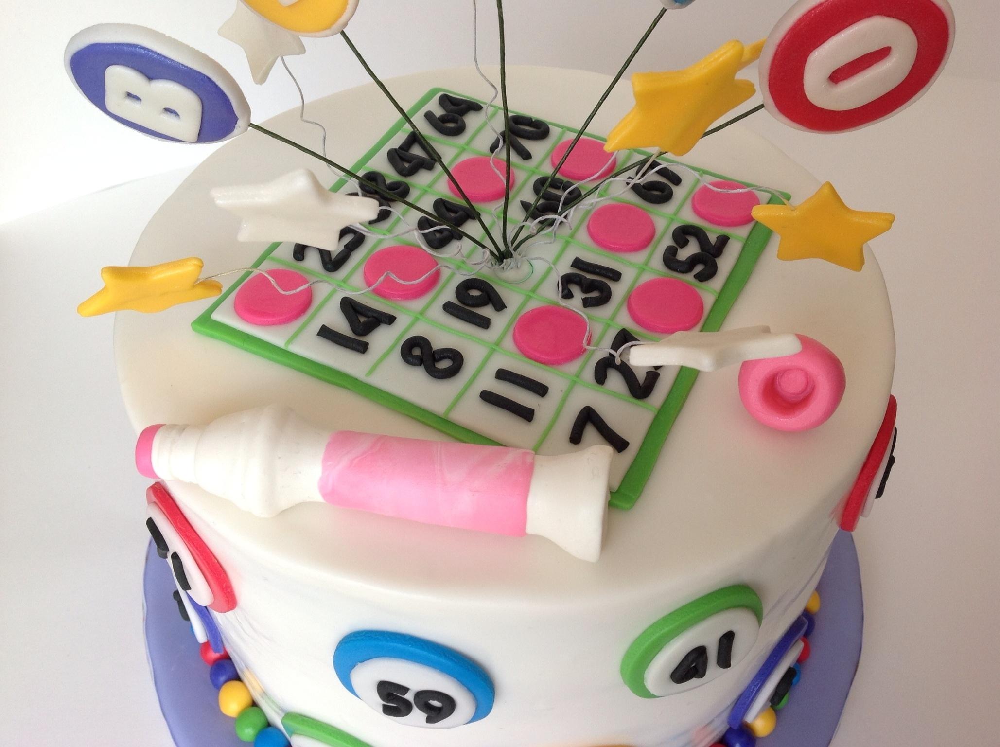 bingo cakecentral com