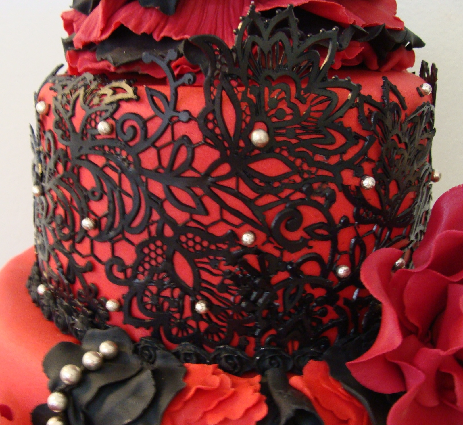 Spanish Dancer Cake
