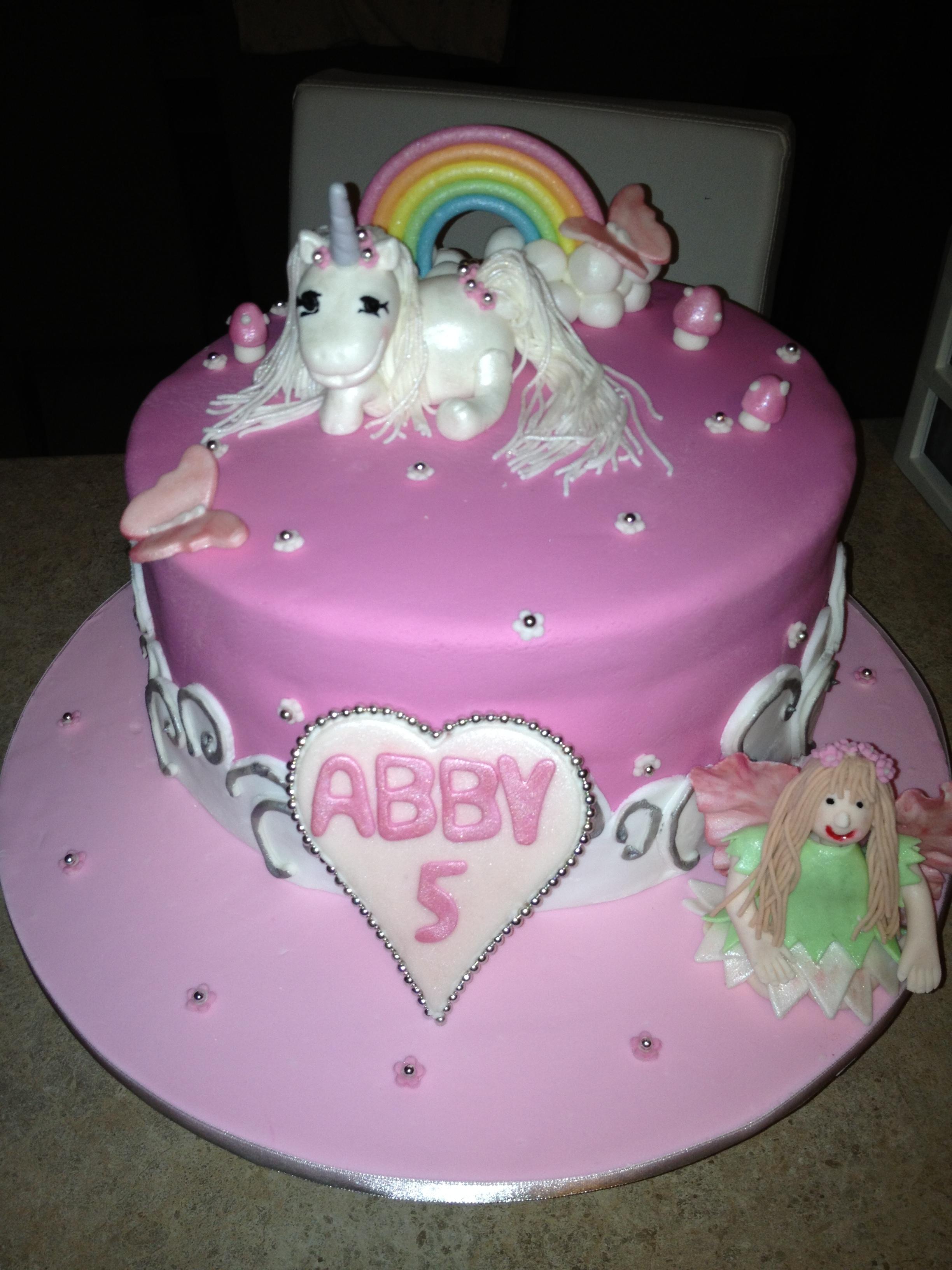 Chocolate Strawberry Fairy Cakes