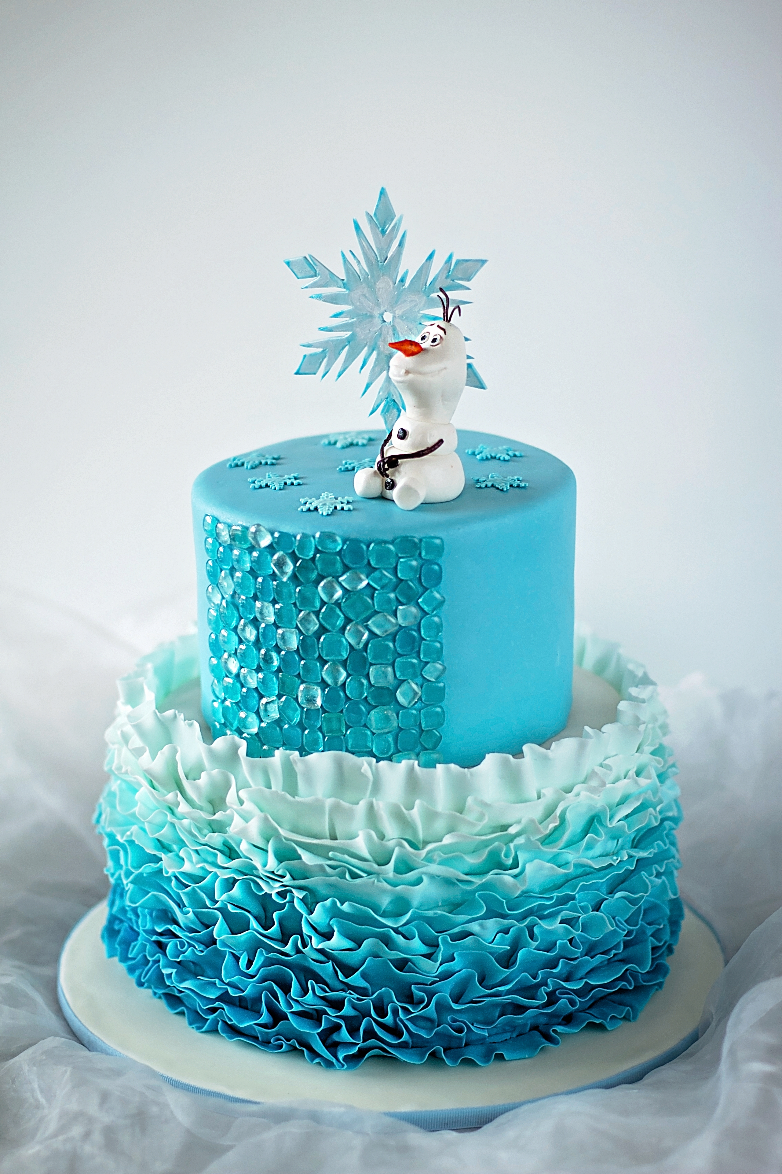 Mary Poppins Themed Cake 17 Cherry Tree Lane Whimsical ...