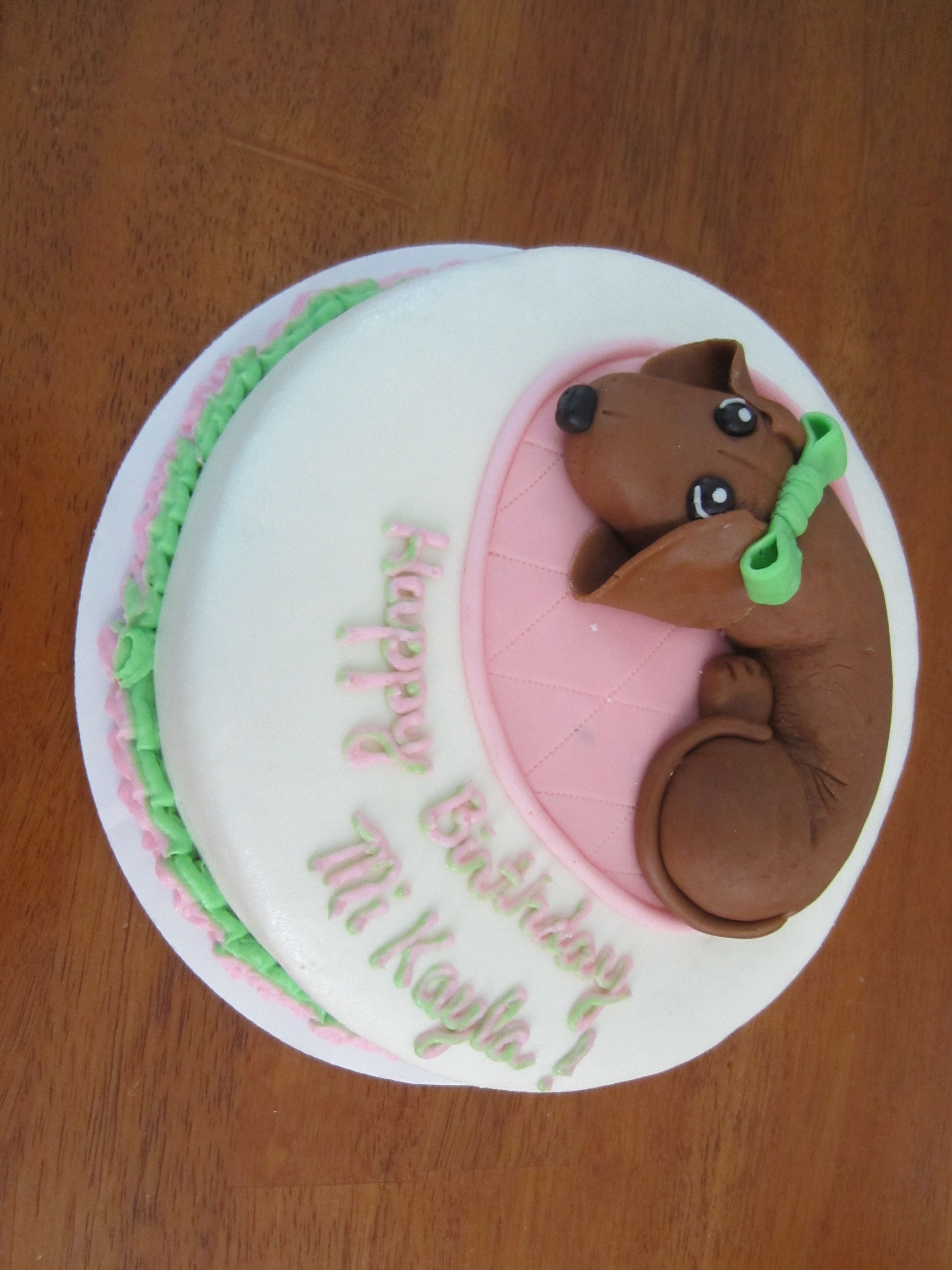 Cake Decorating Central Hours : Birthday Cakes - CakeCentral.com
