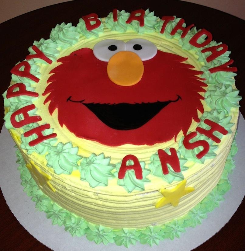 Eightieth Birthday Cakes