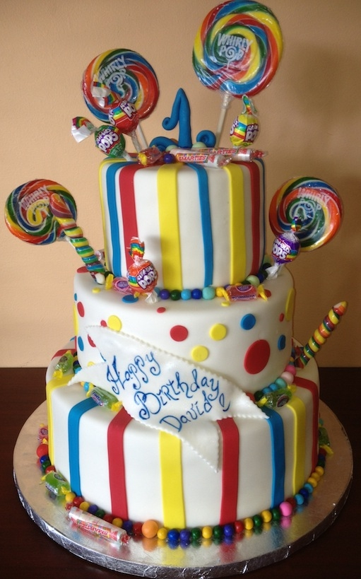 Children S Birthday Cakes Cakecentral Com