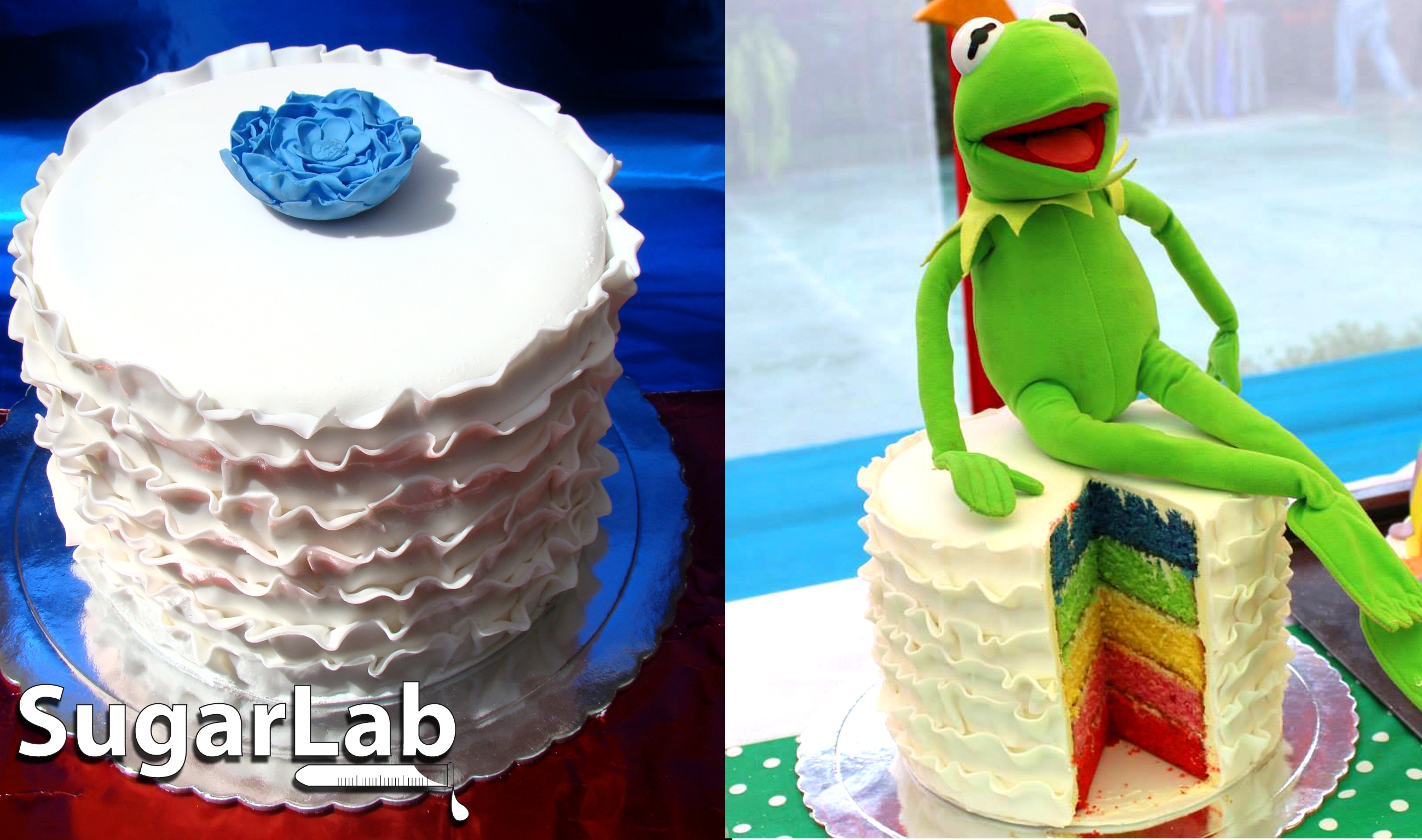 This Is Our Last Birthday Cake We Made It For Muppets ...