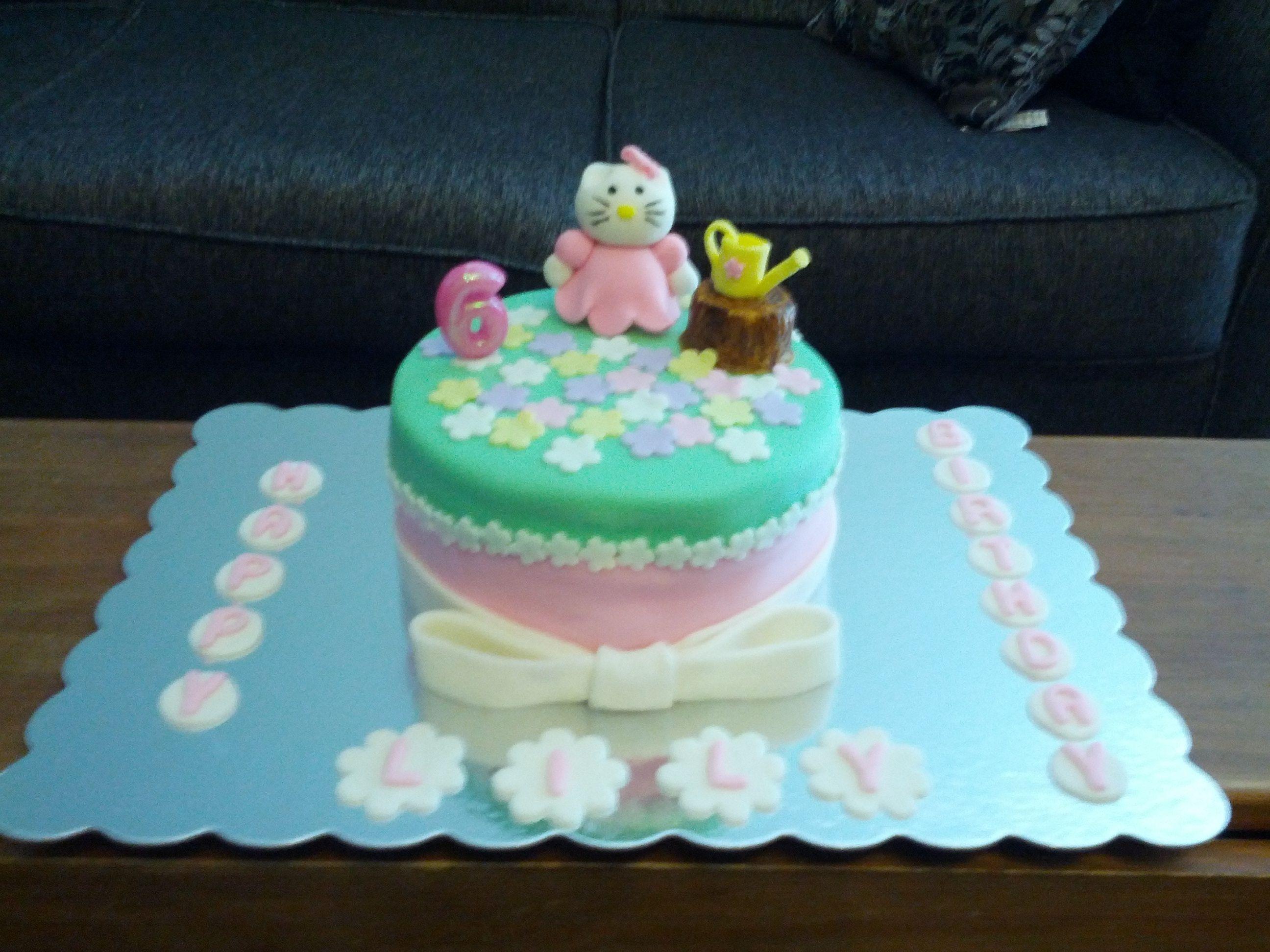 Mas B Day Cake 3 Cakecentral Com