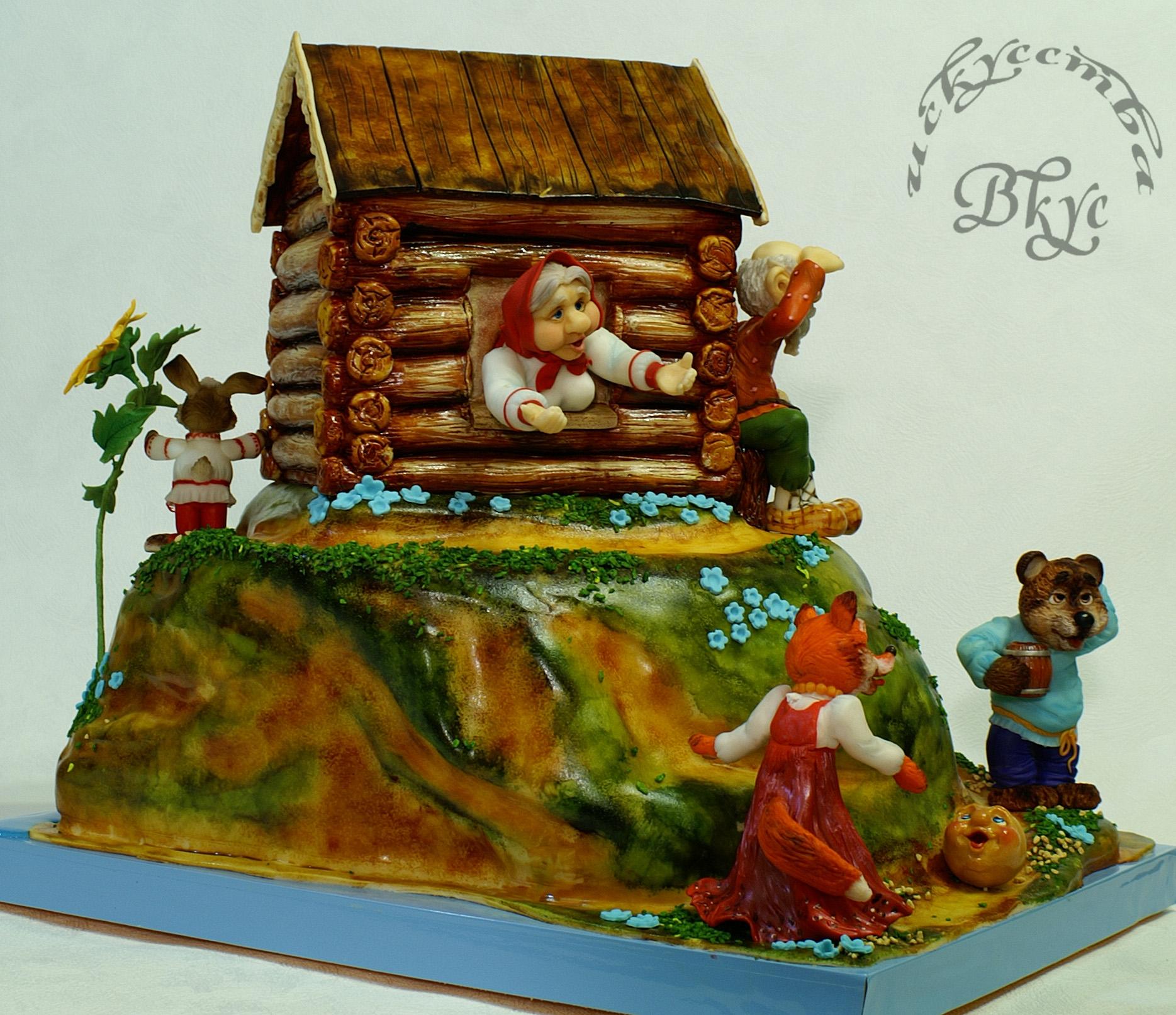 клювом торт со сказочными персонажами своими руками фото минерал
