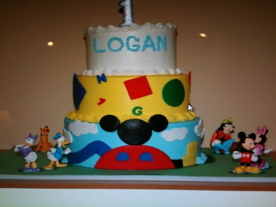 Logan s Birthday Cakes - CakeCentral.com