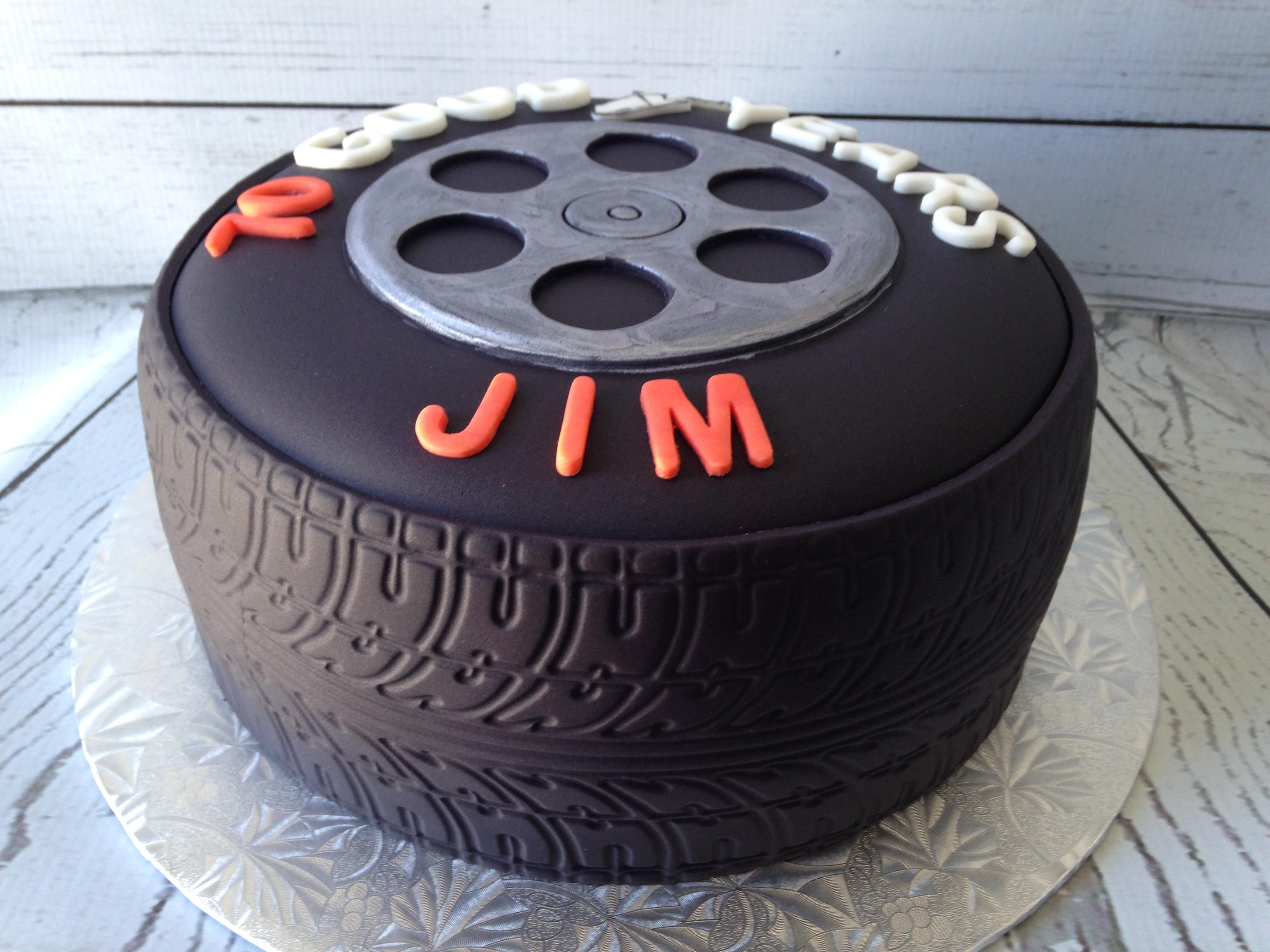 Tire Cake Cakecentral Com