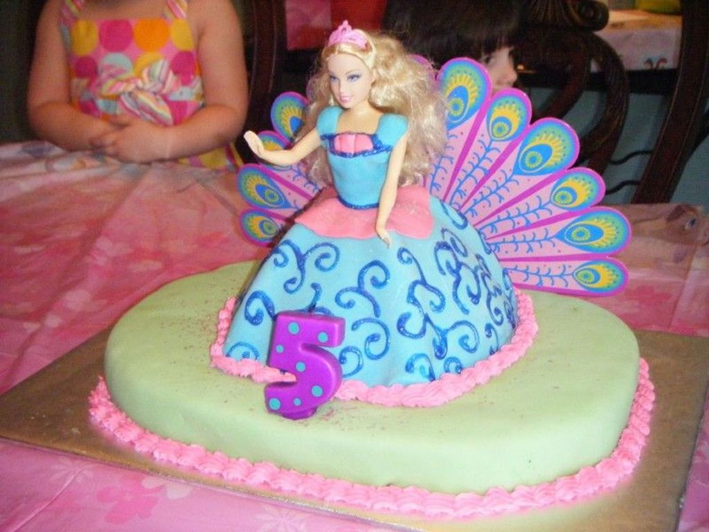 Barbie Island Princess Cakecentral Com