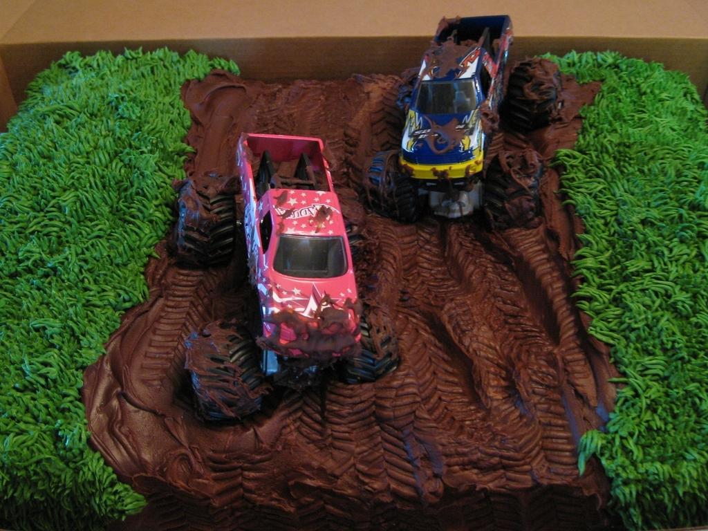 Swell Mudding Cake Cakecentral Com Funny Birthday Cards Online Aboleapandamsfinfo