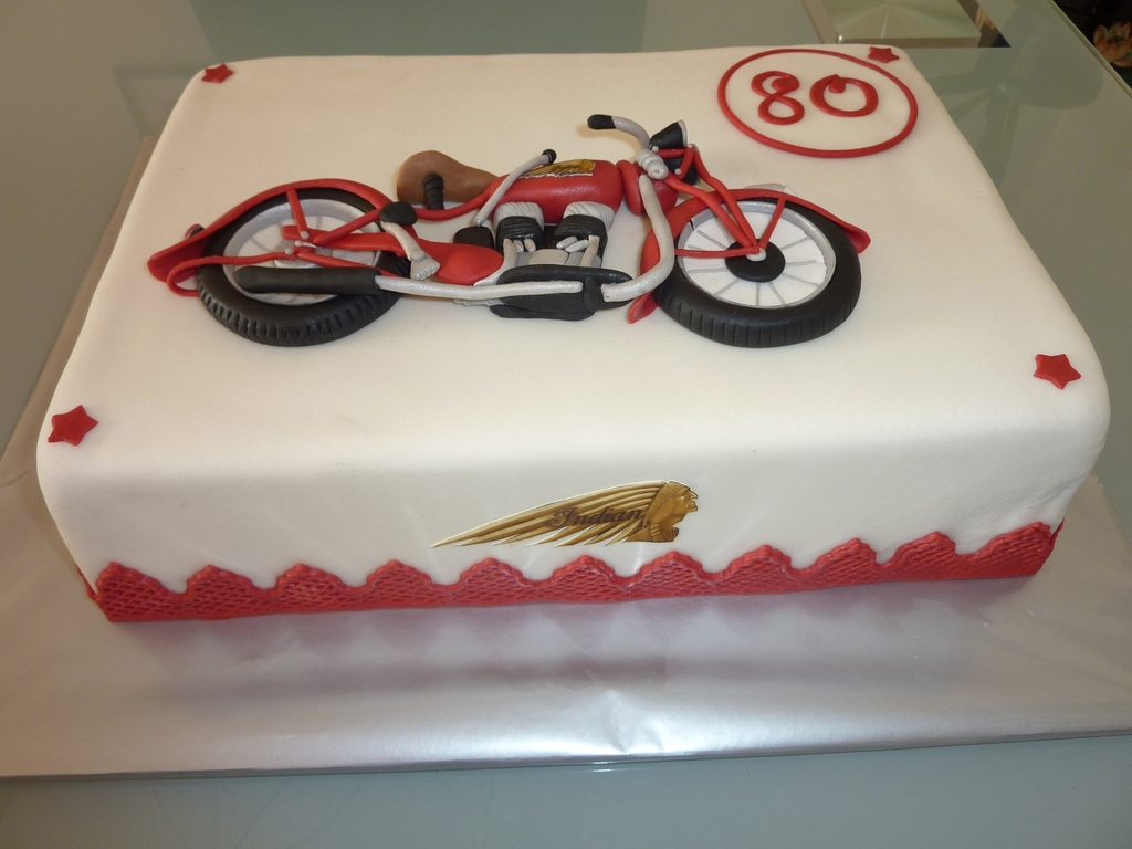 Indian Motorcycle Cakecentral