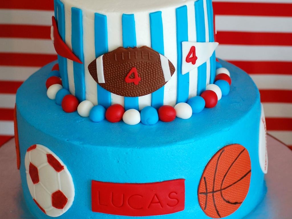 All Star Birthday Cake CakeCentralcom - All star birthday cake