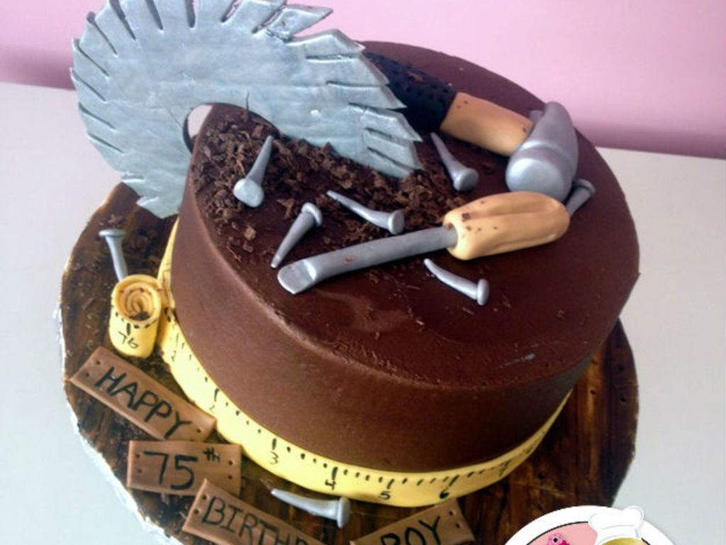 Carpenter Cake Cakecentral