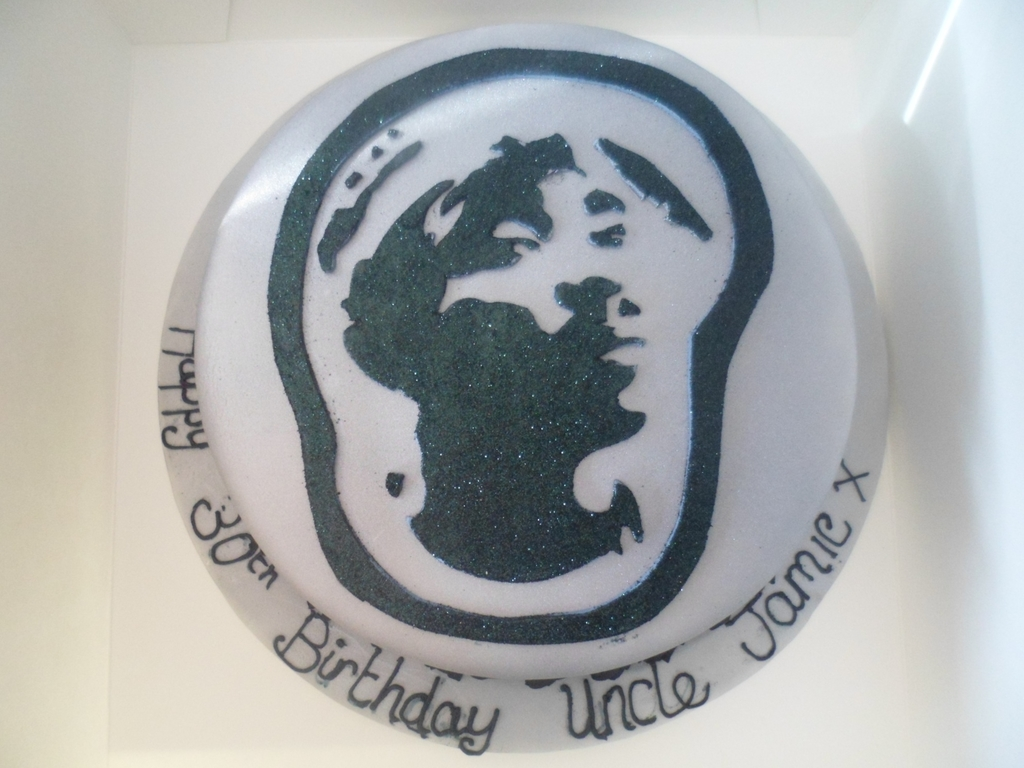 Tupac Cakecentral