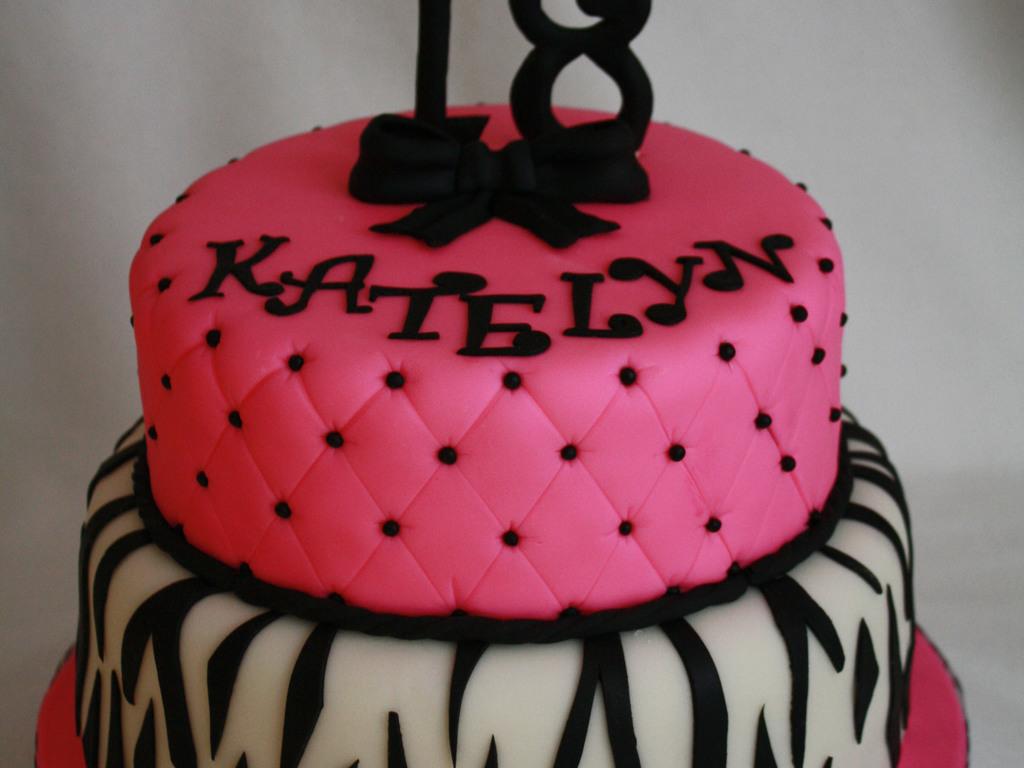 CakeCentralcom - Happy birthday 18 cake