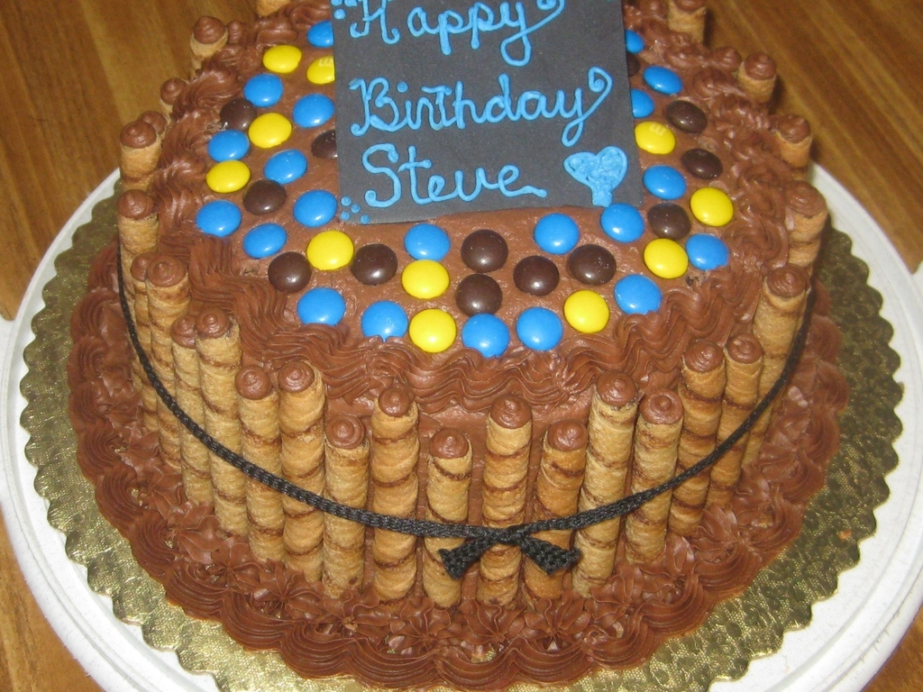 Chocolate Lovers Birthday Cake Cakecentral