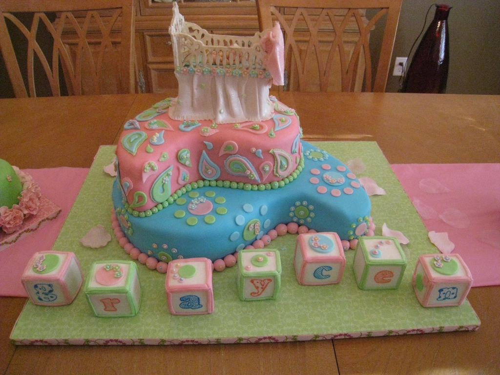 Delightful Wegmans Baby Shower Cakes Part 5 50th Birthday Cake