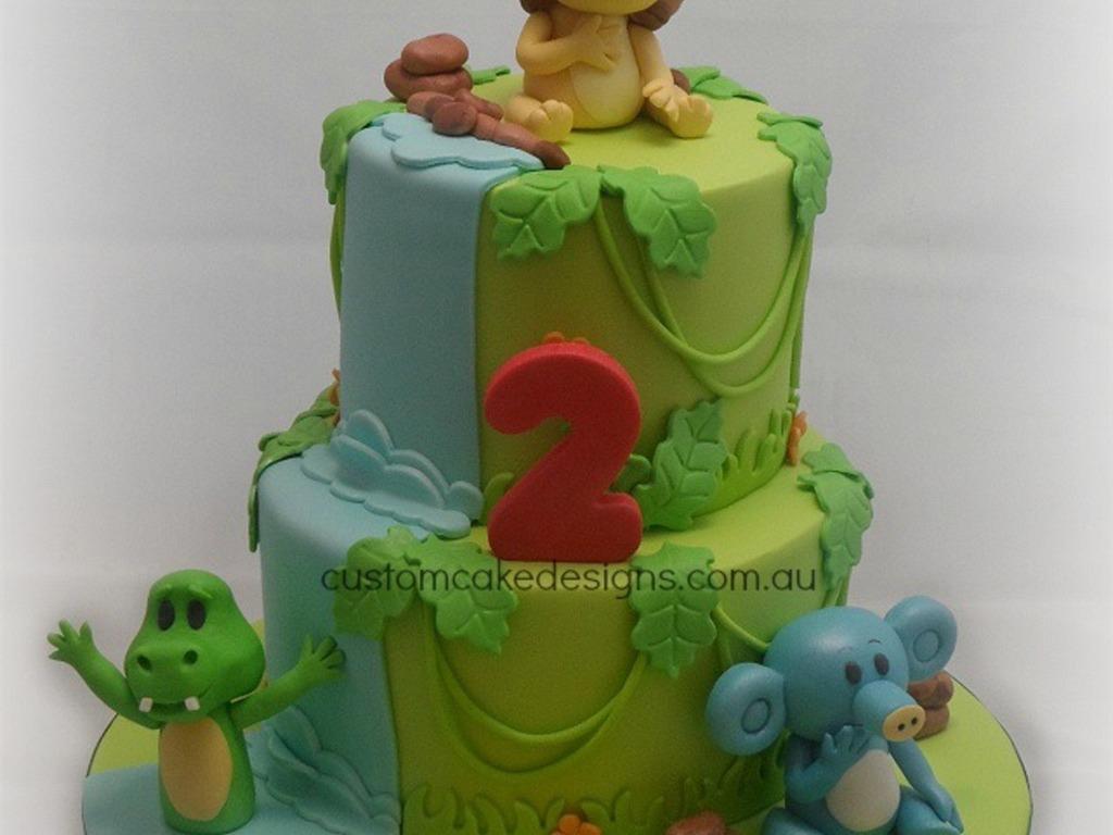 Raa Raa The Lion Birthday Cake Cakecentral