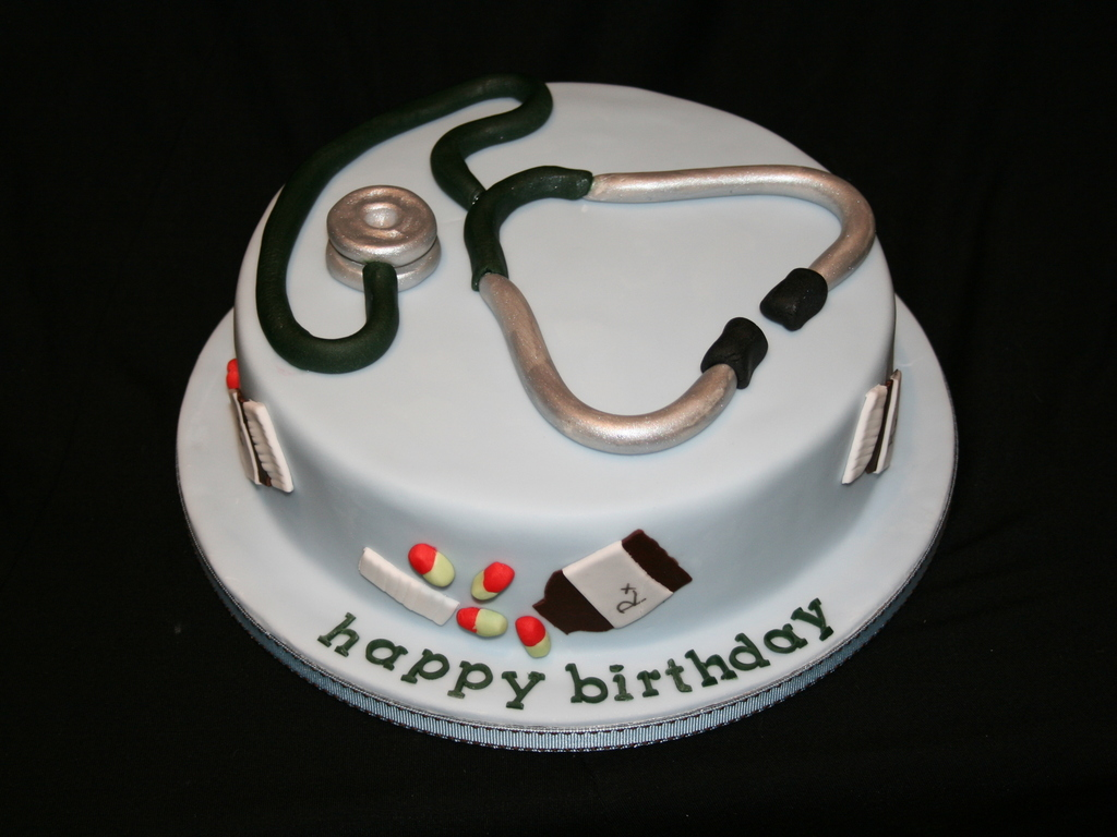 Doctor Cake Cakecentral