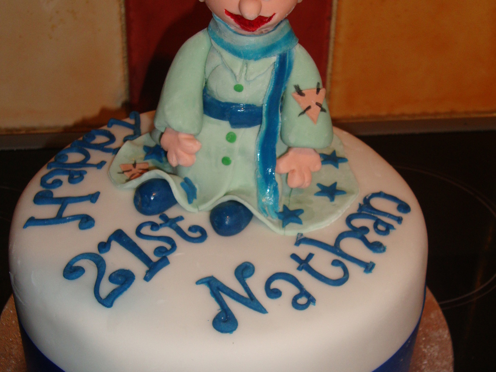 Happy 21st Birthday Nathan Cakecentral