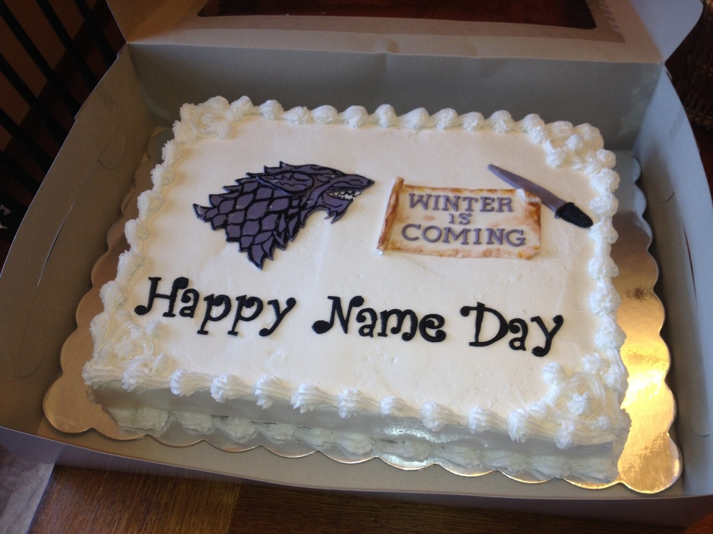 Game Of Thrones Birthday Cake Cakecentral