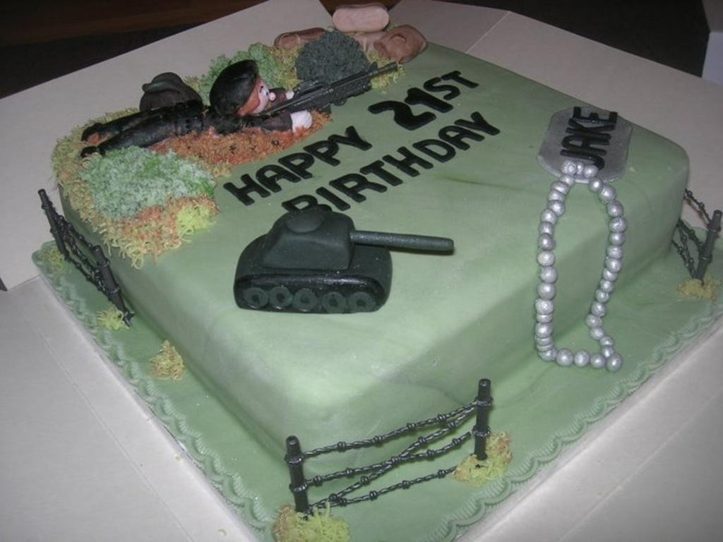commando tanks war games birthday cake cakecentral com