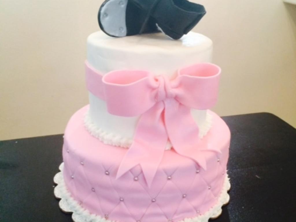 Tap Dancer Birthday Cake Cakecentral
