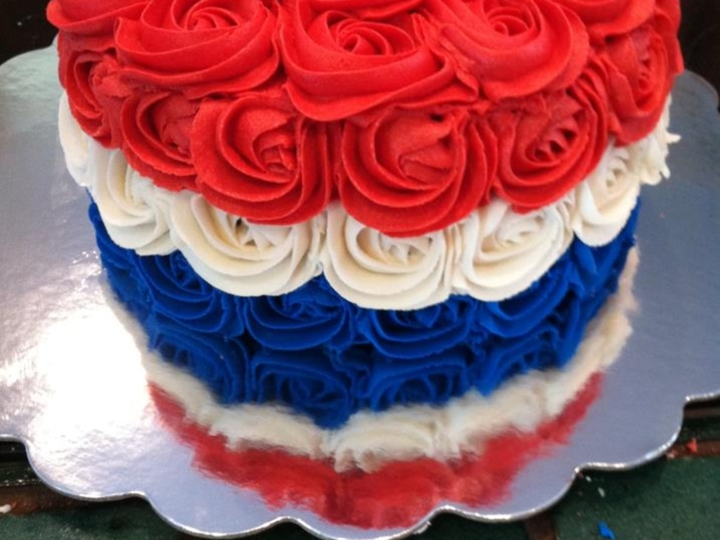 Happy Birthday America Cakecentral