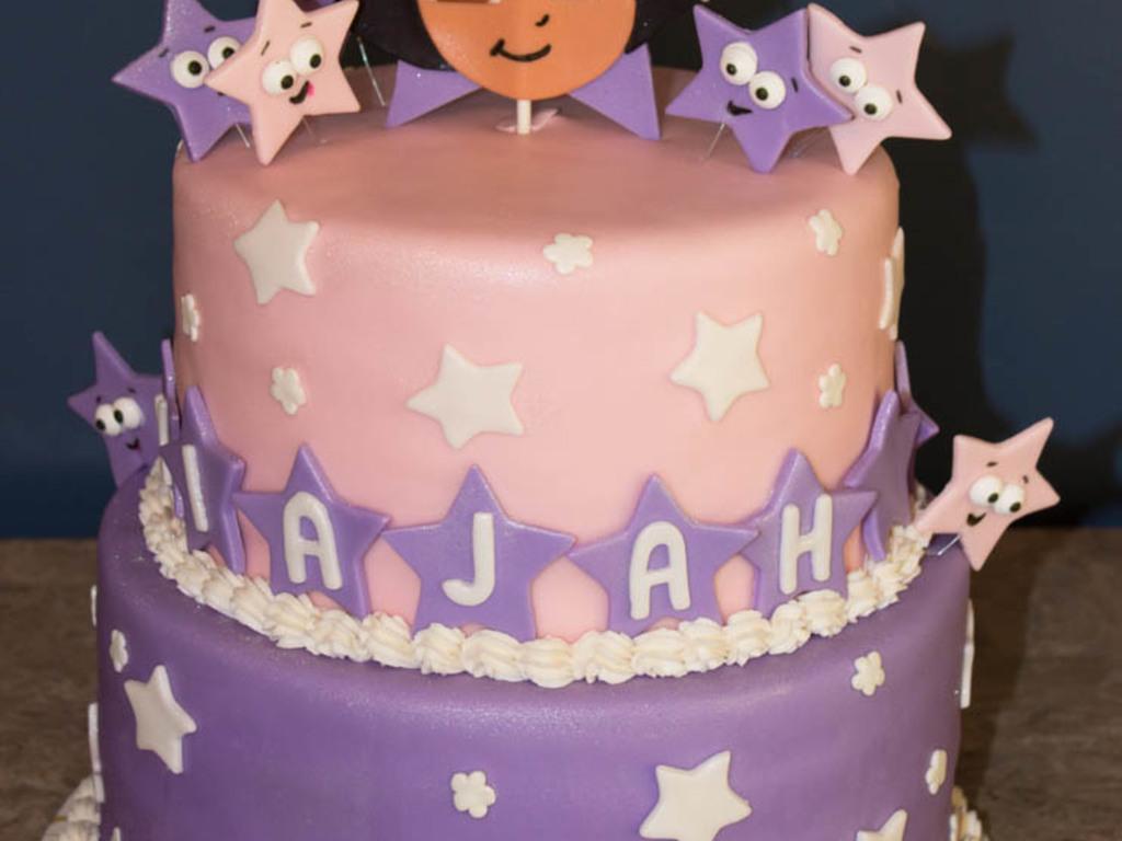 Dora Birthday Cake 3 Years Old