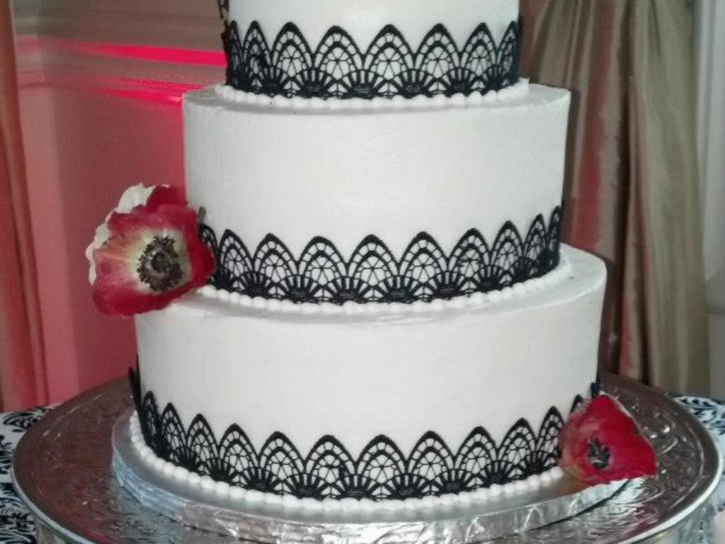 Cake For Operation Marry Me Military In Wilmington Nc - CakeCentral.com