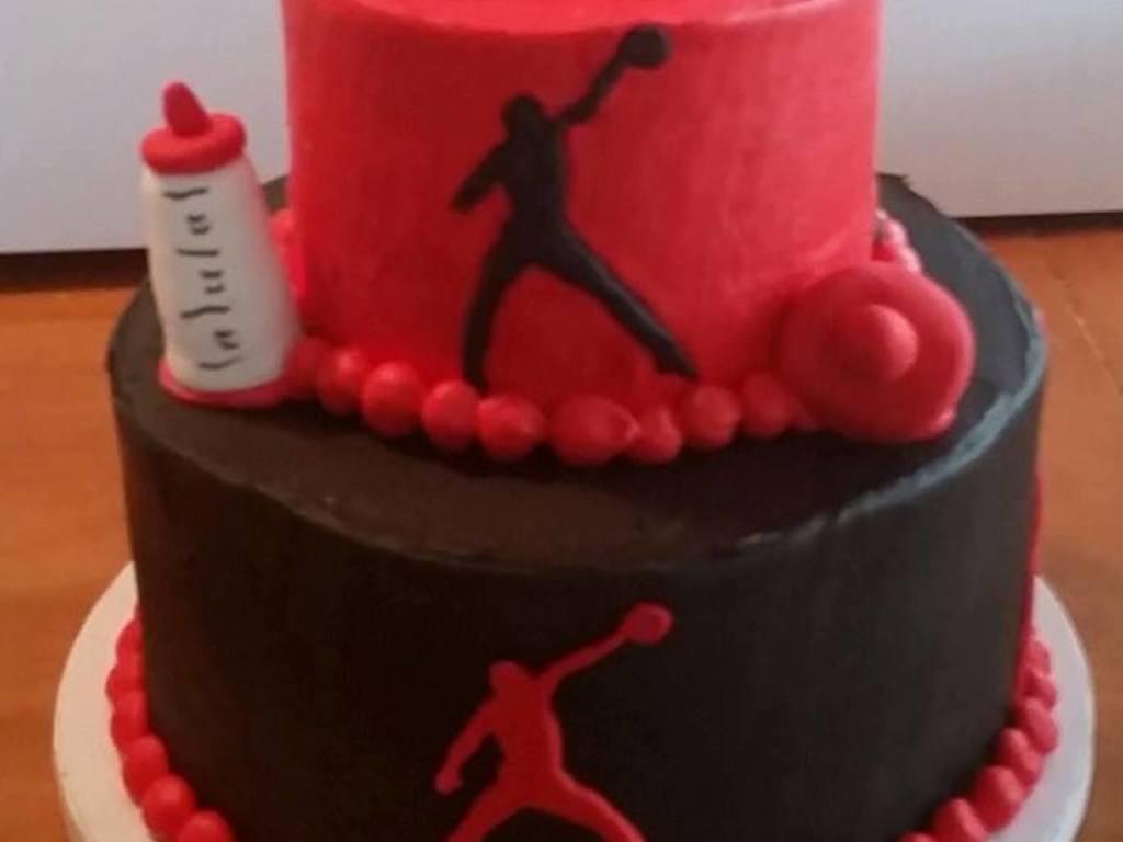 Jordan Baby Shower Cakecentral