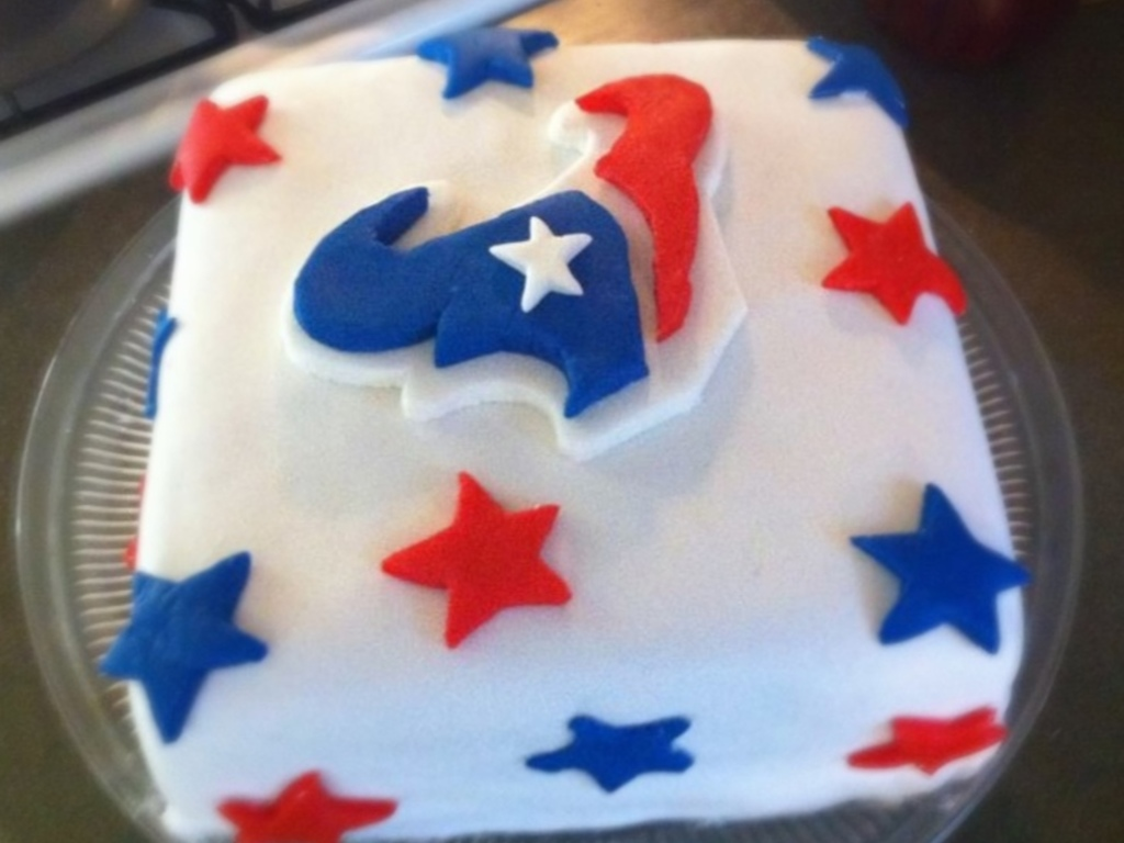 Houston Texans Cake Cakecentral