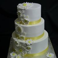 Daisy Wedding Cake Daisy Wedding Cake