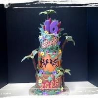 Katy Perry Inspired Cake