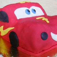 Car Cake I made this cake for my 7-year-old cousin's birthday :)