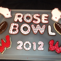 Rose Bowl Cookies