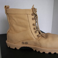 Combat Boot Cake. Grooms Cake, About The Size Of A Men's 12 Or 13 Boot. Fun!!!