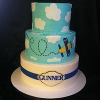 Airplane Baby Shower *