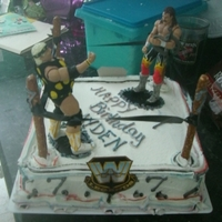 Wrestling Birthday   Wrestler Birthday Party