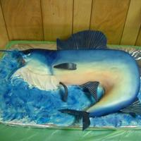 My Sons 21St Birthday Cake He Wanted A Sailfish Like He Saw In A Magazine He Had Seen A While Back He Loved It So Did Everyone Else My sons 21st birthday cake. He wanted a sailfish like he saw in a magazine he had seen a while back. He LOVED it.. so did everyone else...