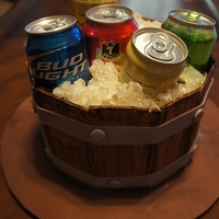 Beer In A Bucket