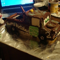 Cars Mater Cake Mater from Disney Cars