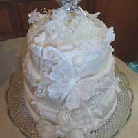 This Is An Engagement Cake That I Made For My Good Friends Joyce And Dominick Some Of The Decoration Are Store Bought Non Edible And Res This is an engagement cake that I made for my good friends Joyce and Dominick. Some of the decoration are store bought (non-edible) and...