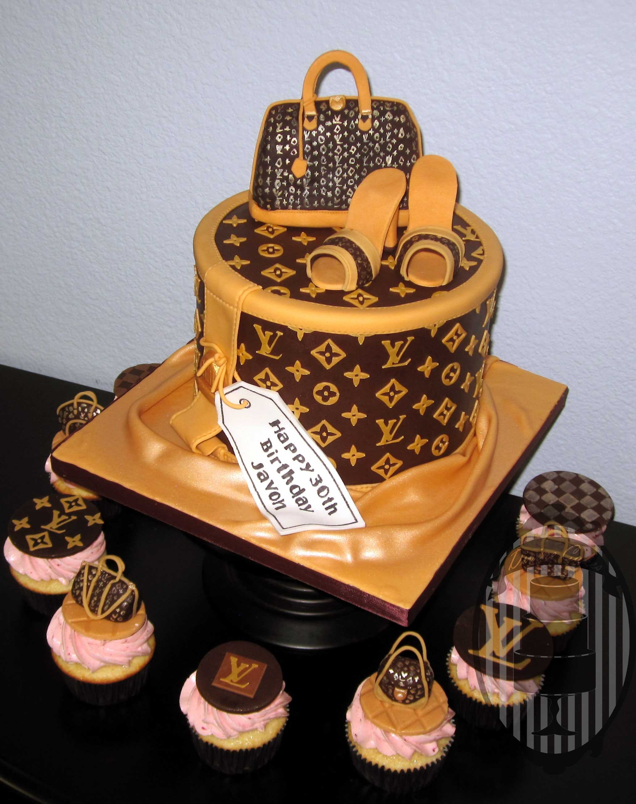 Louis Vuitton Birthday For one fashionable gal was turning 30 :) 29 forever!!!!