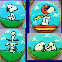 Snoopy Snoopy Cookies :)