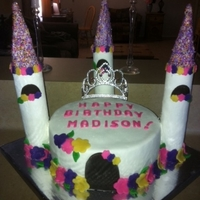 Madison's Birthday Cake